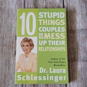 Other - 10 Stupid Things Couples Do Book